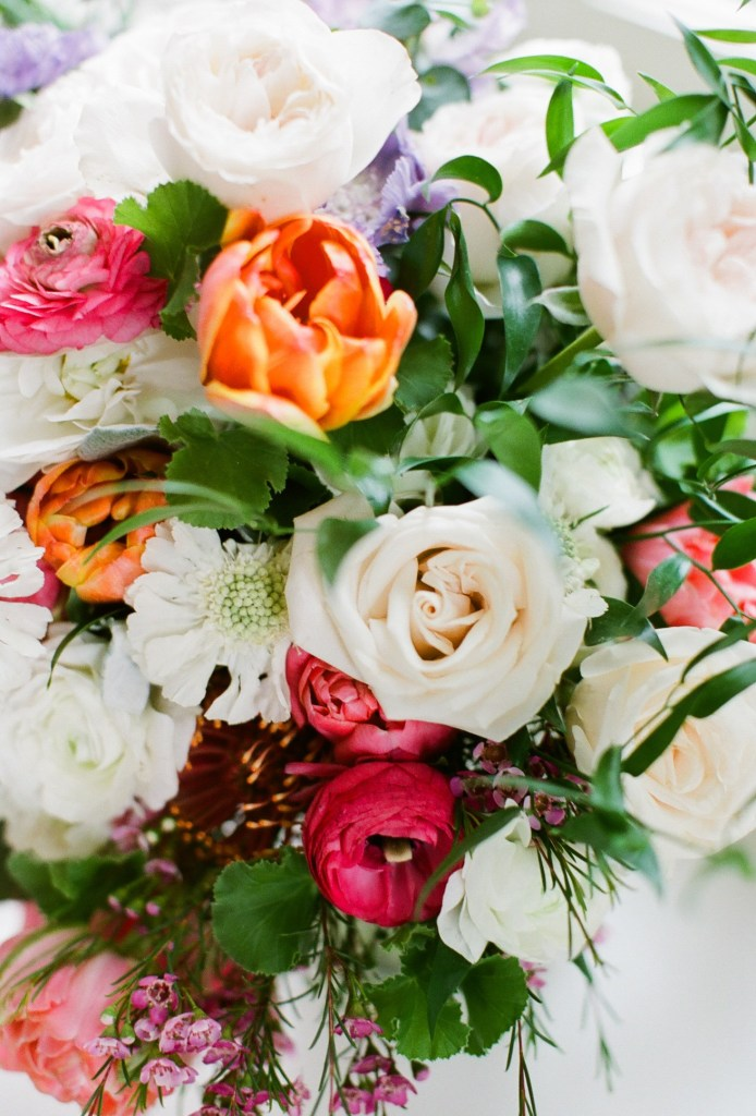 Broadturn Farm Spring Bouquet