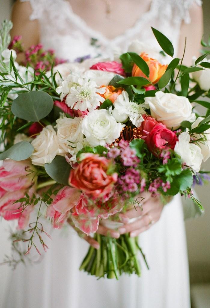 Broadturn Farm Wedding Bouquets