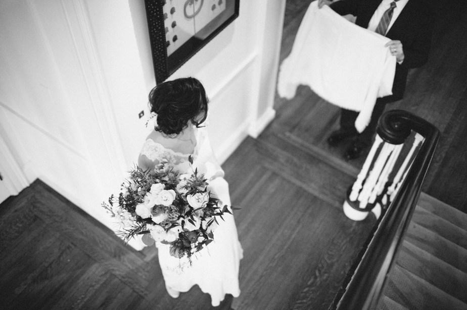 Danforth Inn Bride