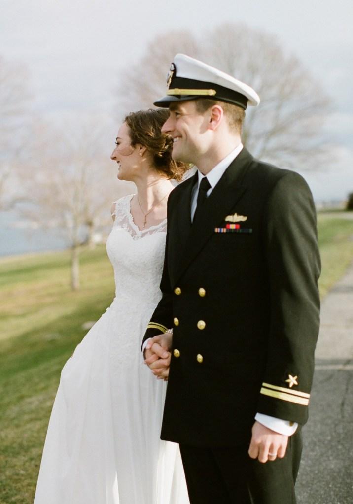 Eastern Prom Wedding Photos