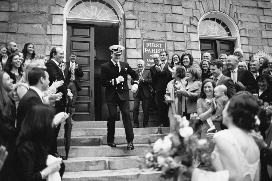 First Parish Portland ME Weddings