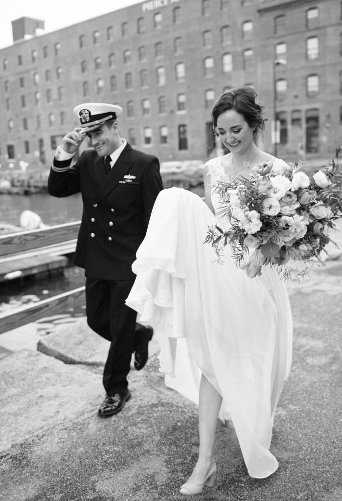 Union Wharf Portland Weddings