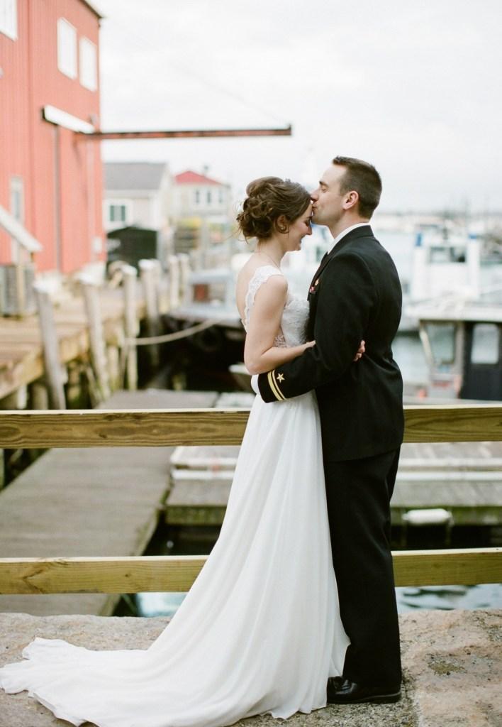 Union Wharf Wedding Portland ME