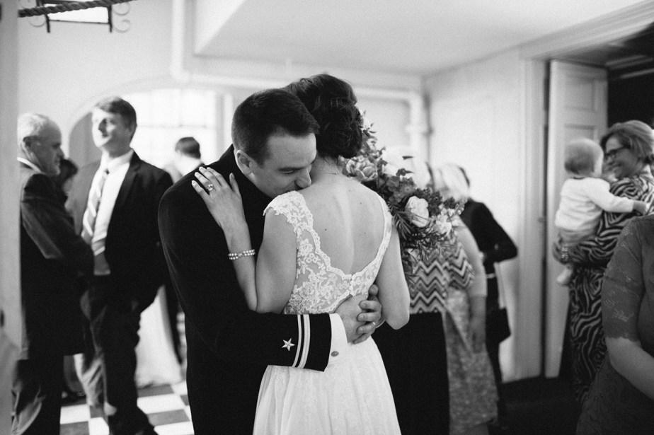 Wedding Ceremony at First Parish Portland