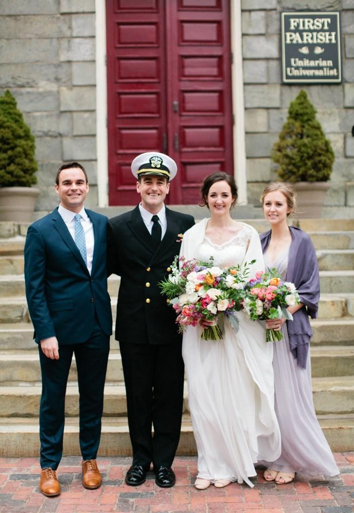 Weddings at First Parish Maine