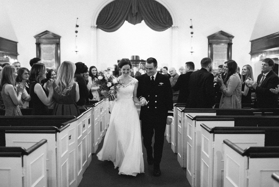 Weddings at First Parish ME