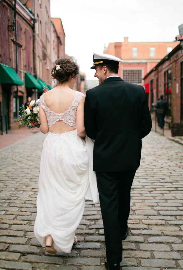 Wharf Street Portland ME Wedding Photos