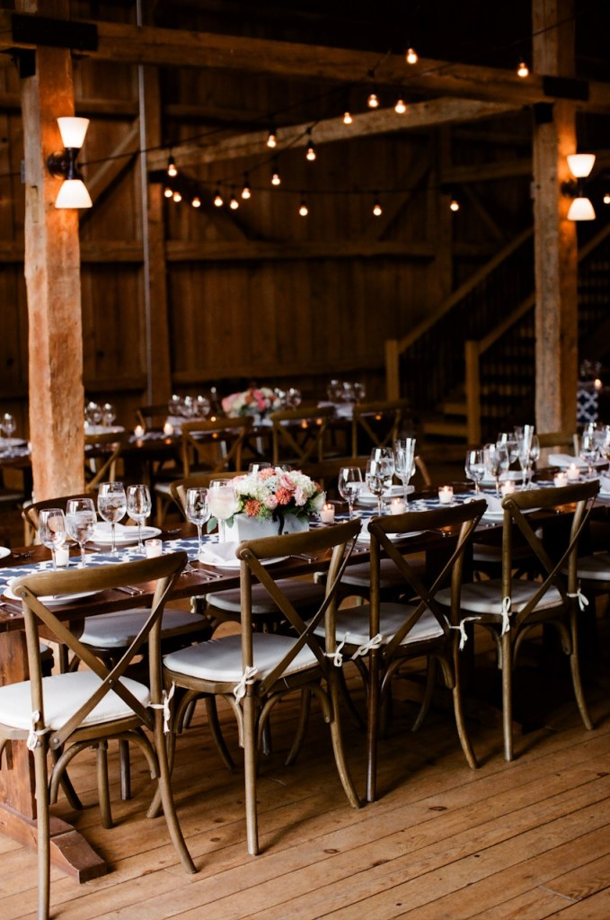 Barn at Flanagan Farm Wedding