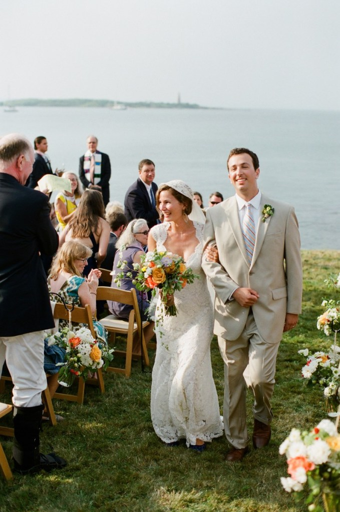 Biddeford Pool Wedding by Meredith Perdue