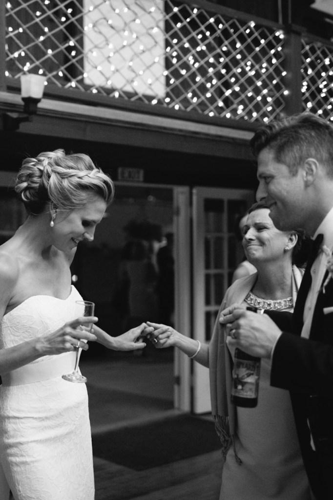 Camden Yacht Club Wedding