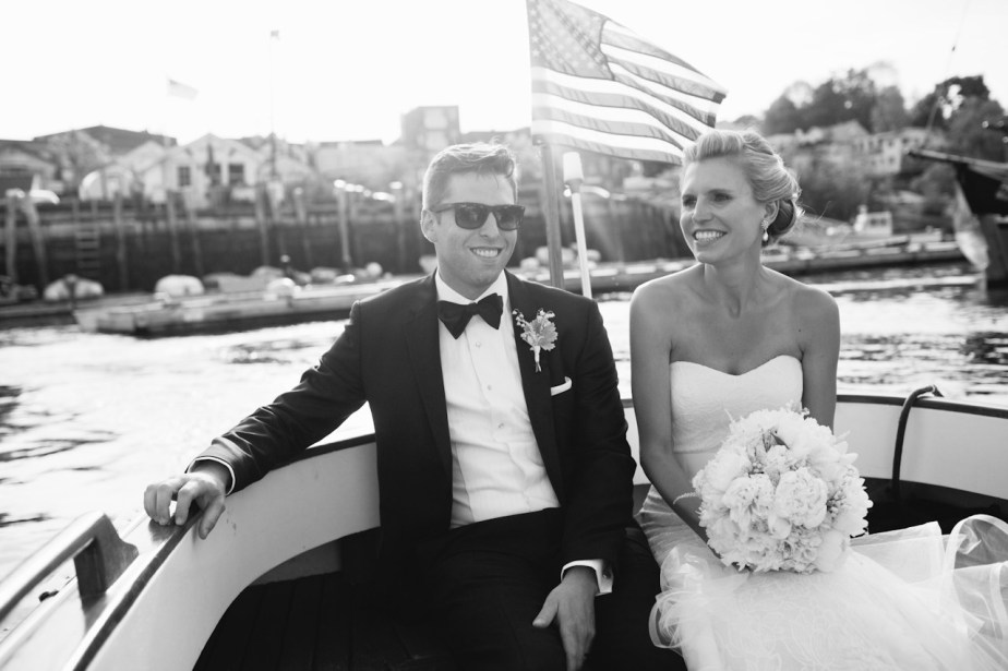Camden Yacht Club Wedding