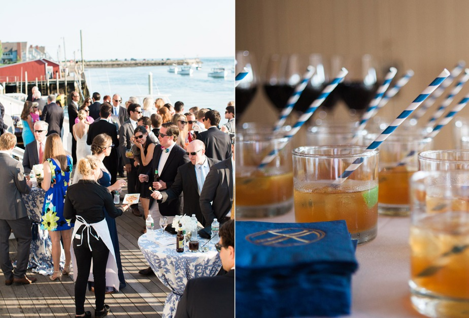 Cocktail Hour at Kennebunk River Club