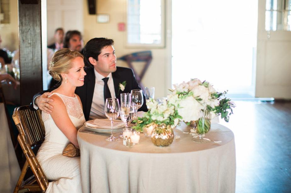 Kennebunk River Club Wedding Reception