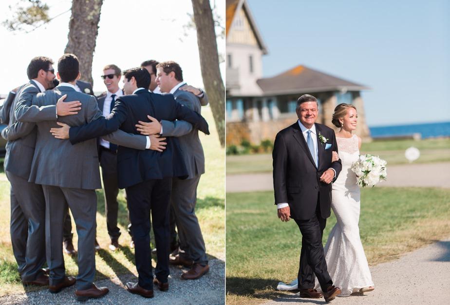 Kennebunkport Wedding Ceremony