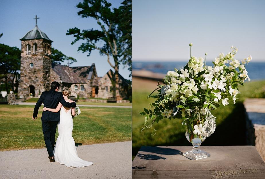 Kennebunkport Weddings at St. Anns