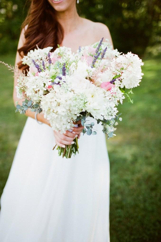 Marianmade Farm Wedding Bouquet
