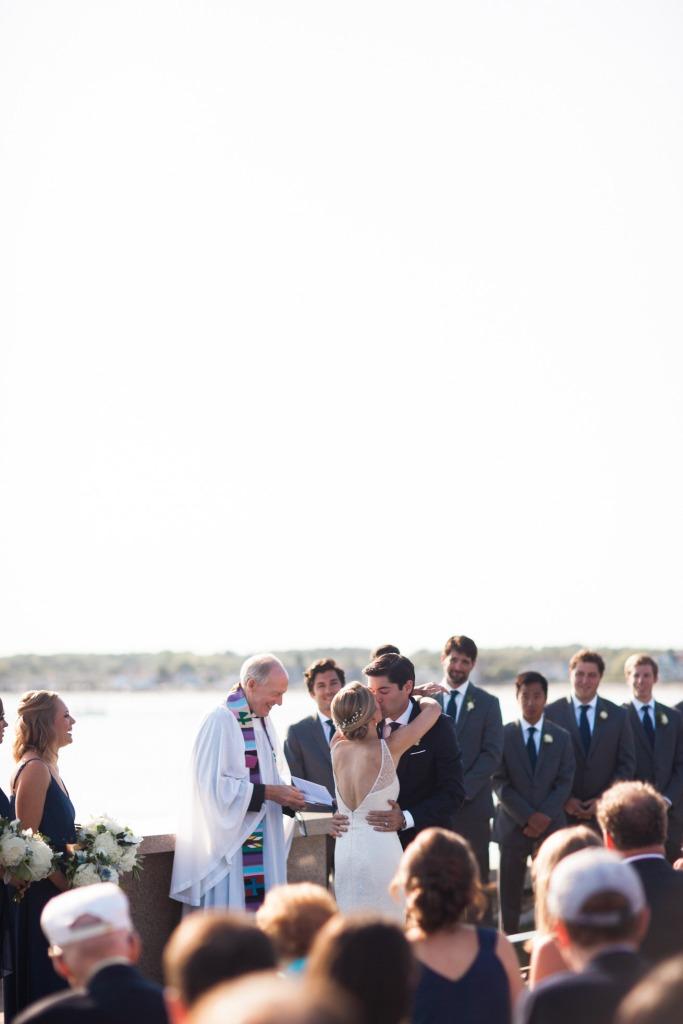 St. Anns Kennebunkport Maine Wedding