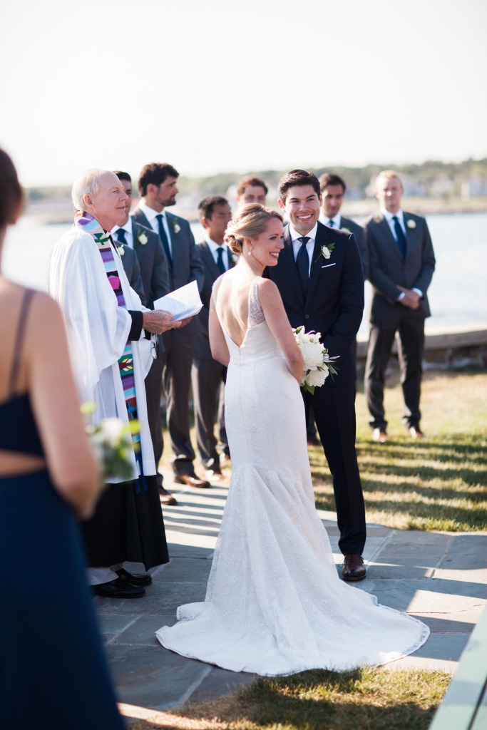 Wedding at St. Anns Kennebunkport