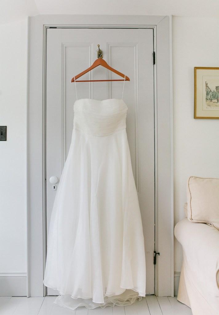 Barn at Flanagan Farm Wedding Dress