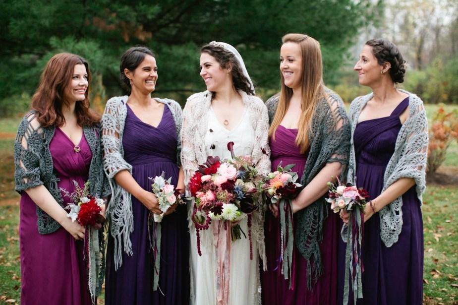Barn on Walnut Hill Bridesmaids