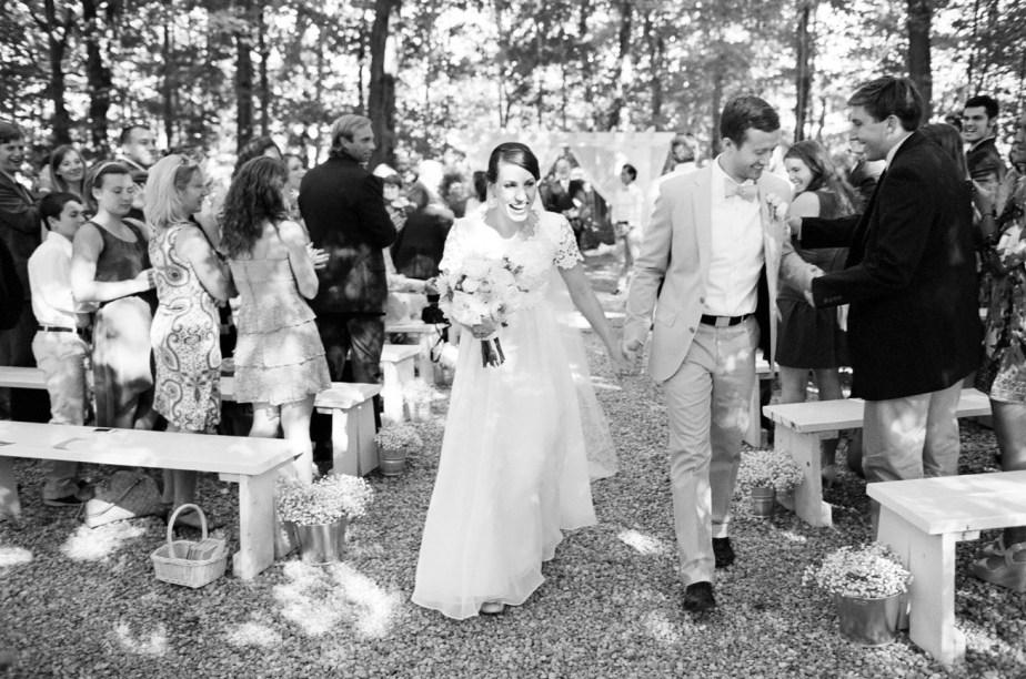Barn at Walnut Hill Wedding by Meredith Perdue