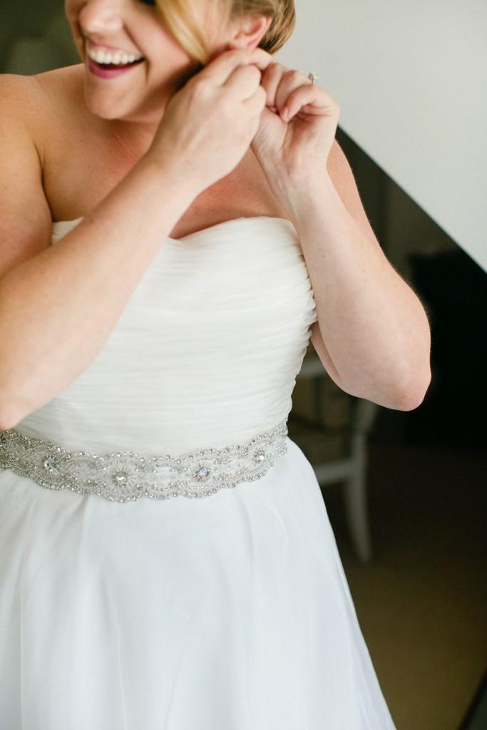Bride at Barn at Flanagan Farm