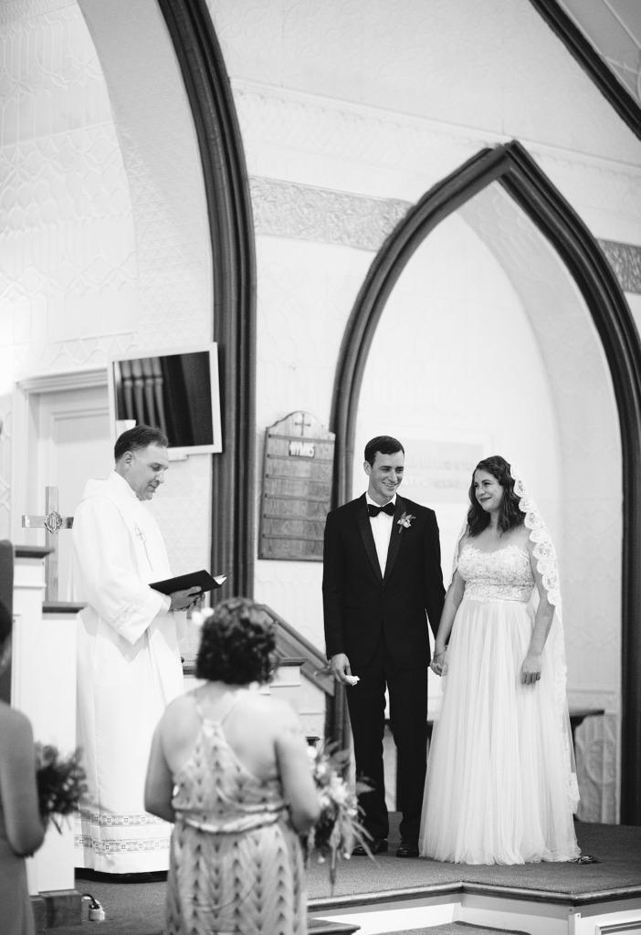 Bridgton Maine Wedding