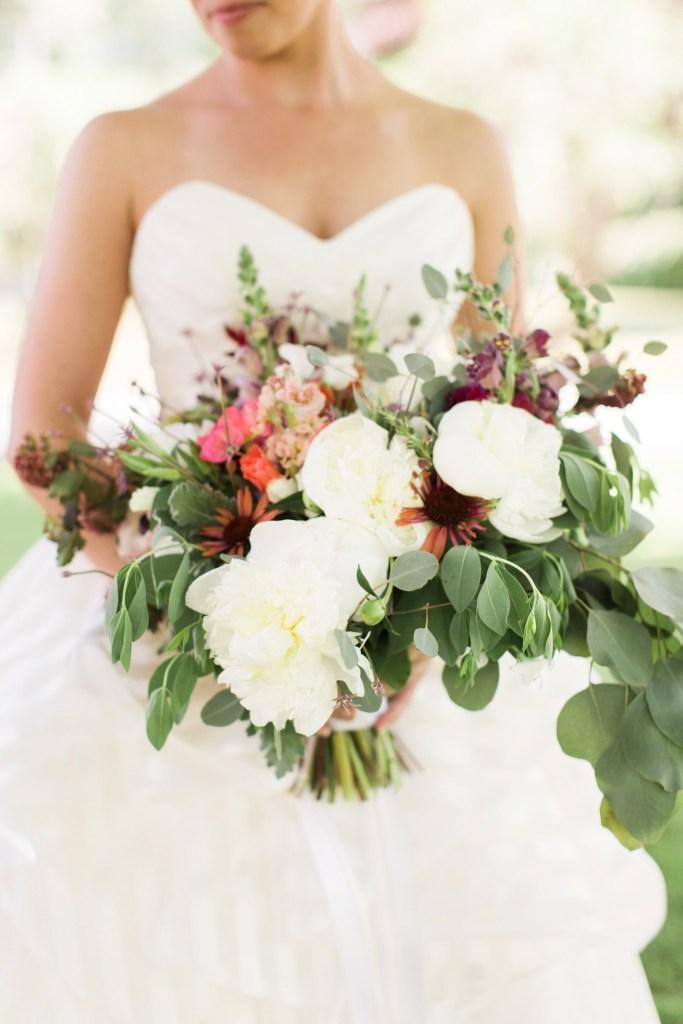 Broadturn Farm Bridal Bouquet
