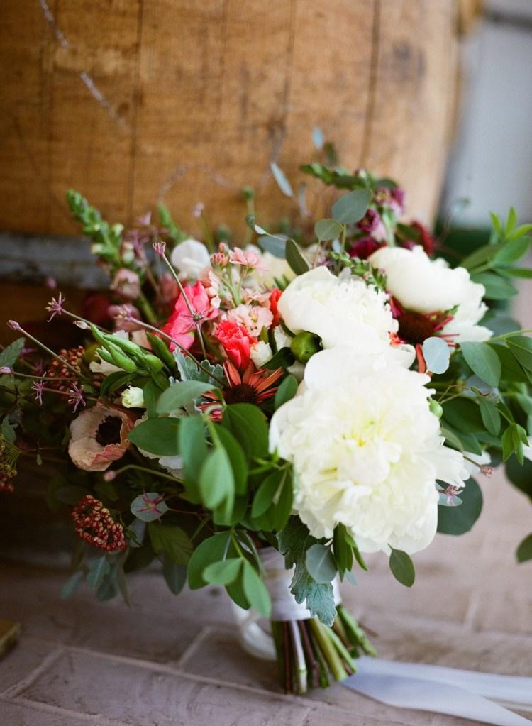 Broadturn Farm Wedding Bouquet