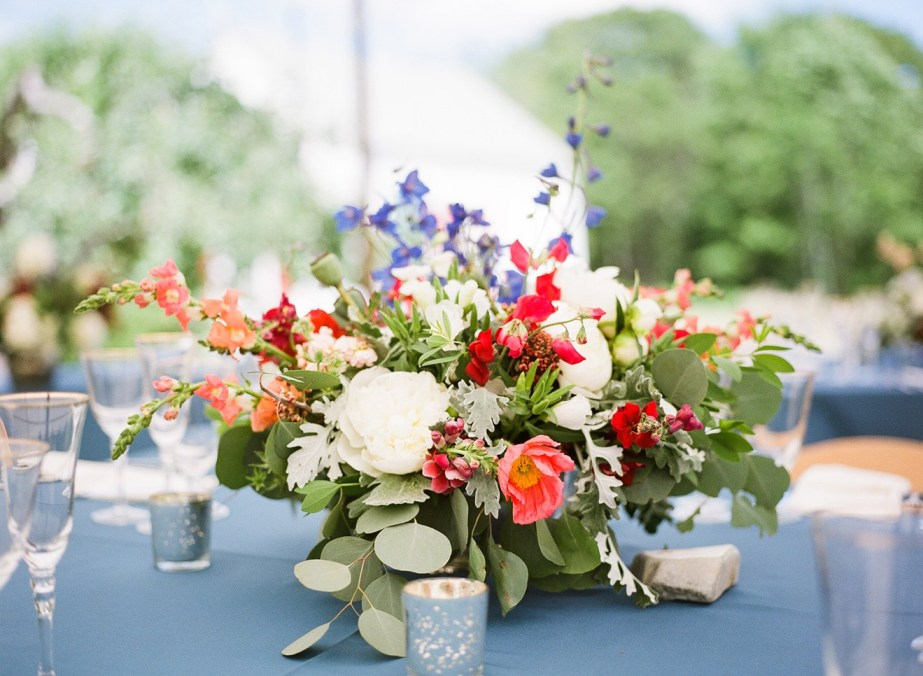 Broadturn Farm Wedding Flowers Maine