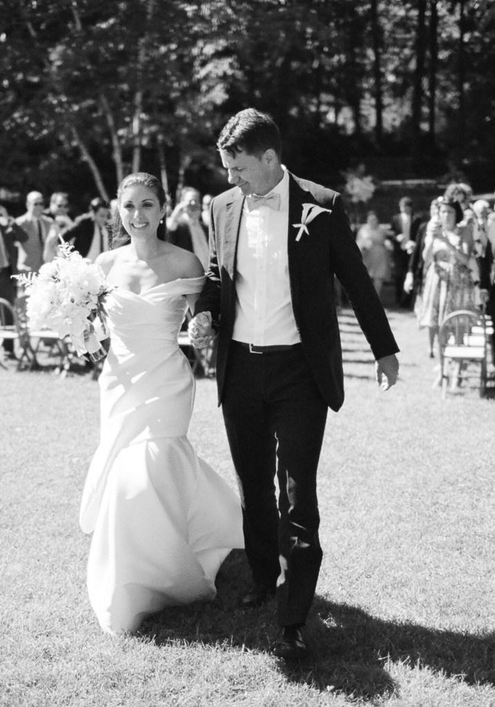 Camden ME Wedding