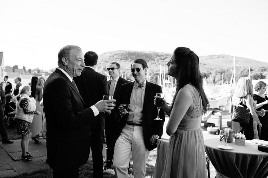 Camden Yacht Club Reception