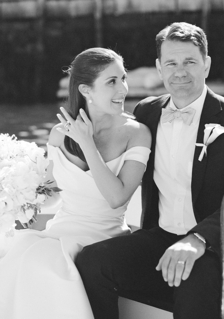 Camden Yacht Club Wedding Photo