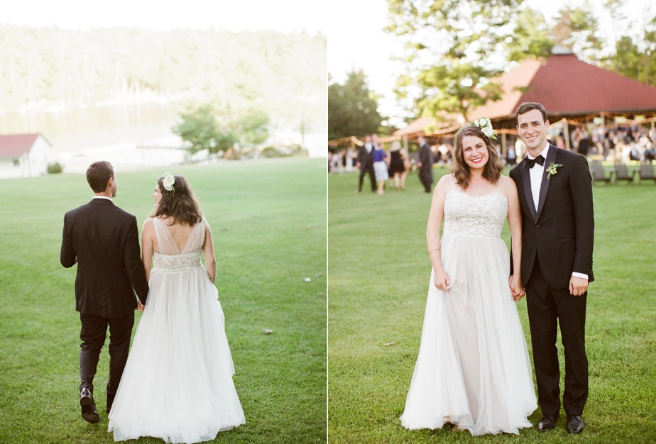 Camp Mataponi Wedding by Meredith Perdue Photography