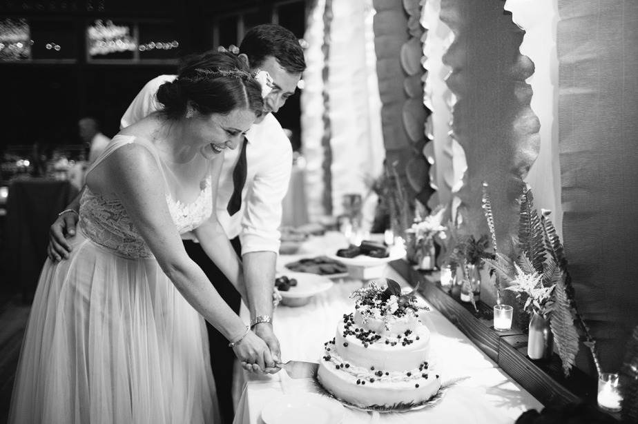 Camp Mataponi Wedding Receptions