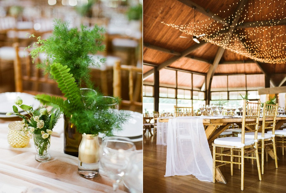 Camp Weddings in Maine