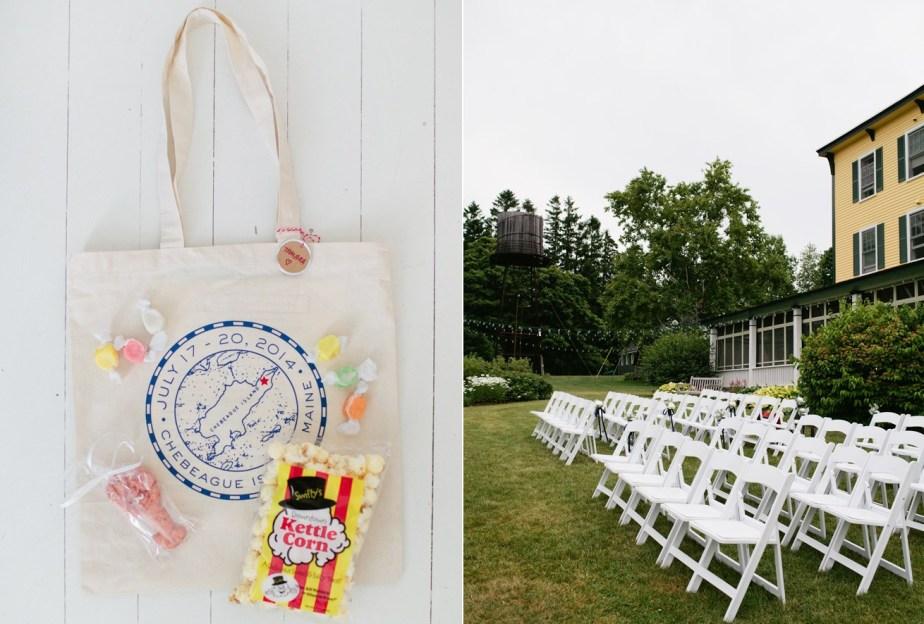 Chebeague Island Inn Wedding Photos