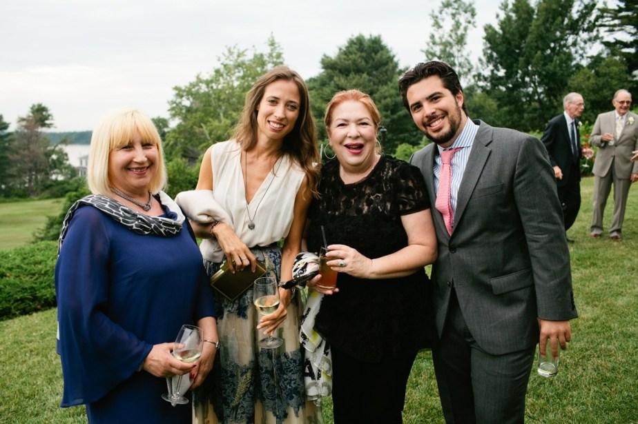 Chebeague Island Inn Wedding Receptions
