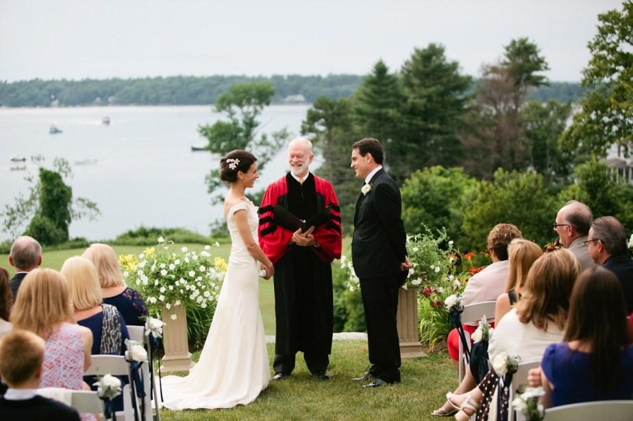 Chebeague Island Inn Wedding