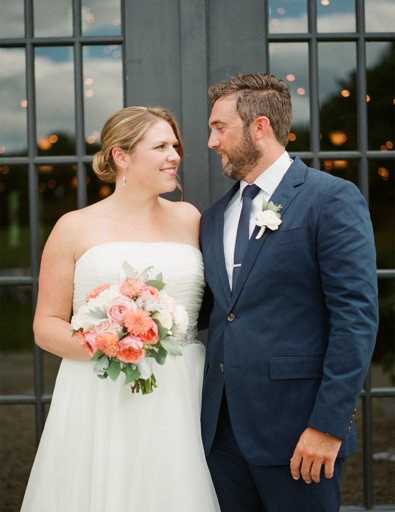 Flanagan Farm Maine Wedding