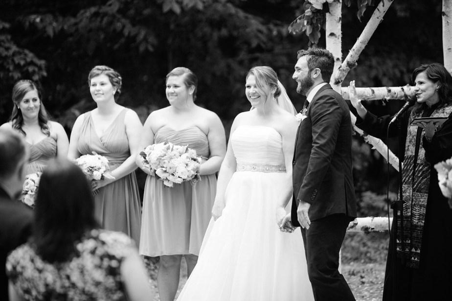 Flanagan Farm Wedding Ceremony