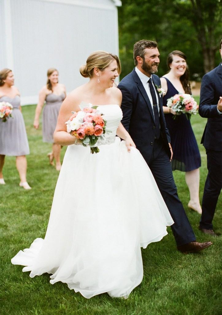 Flanagan Farm Wedding Party