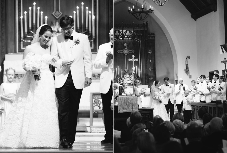 Greensboro Church Wedding