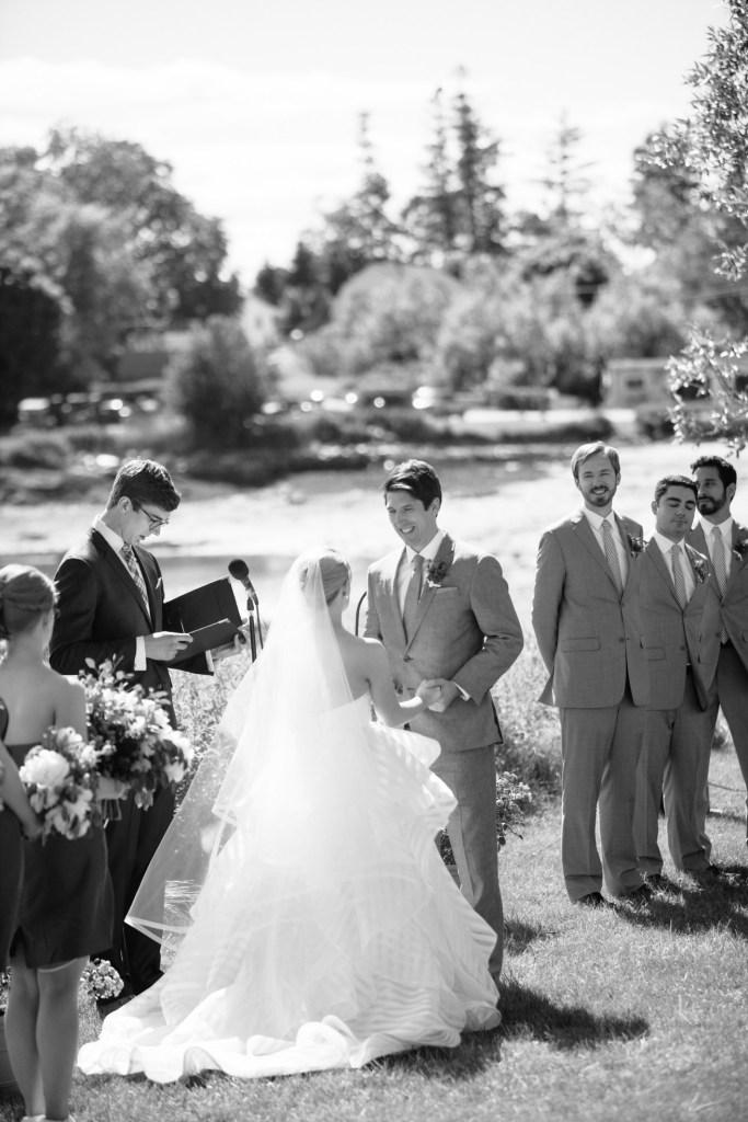 Johnson Field Preserve Wedding