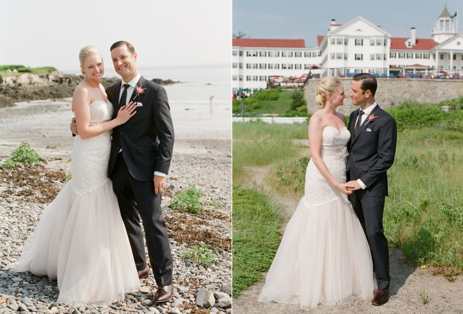Kennebunkport Wedding by Meredith Perdue