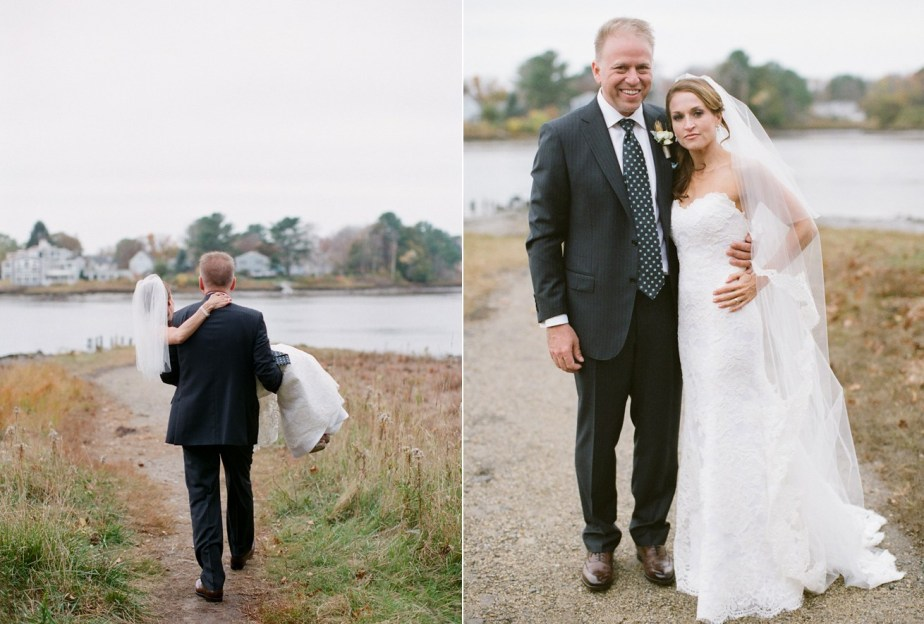 Kennebunkport Wedding Photos