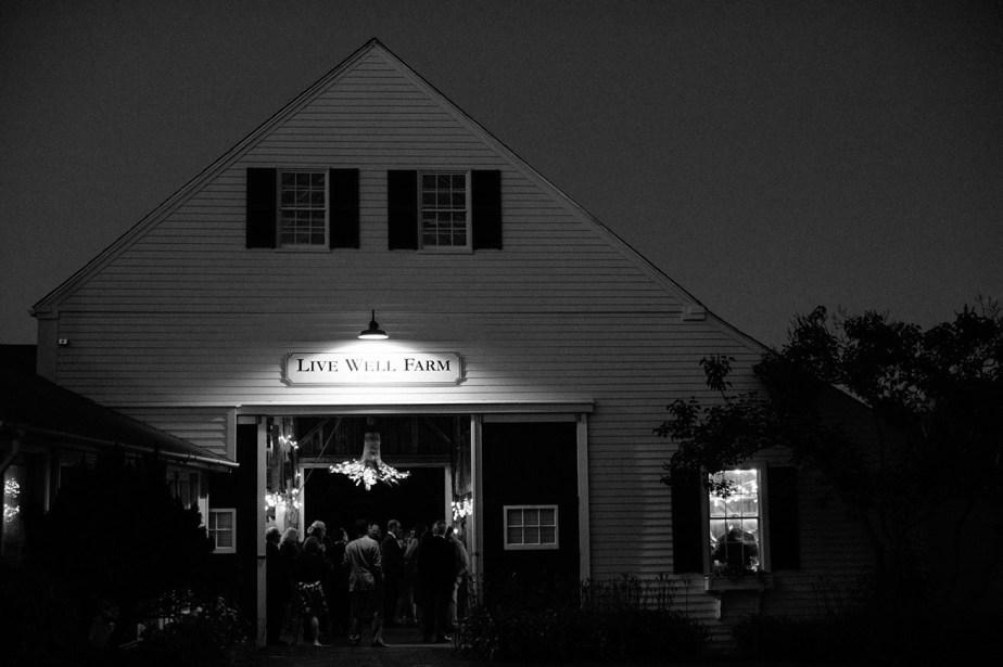 Live Well Farm Barn Maine