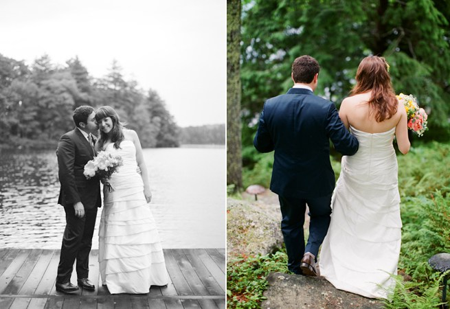 Lincolnville Maine Wedding by Meredith Perdue