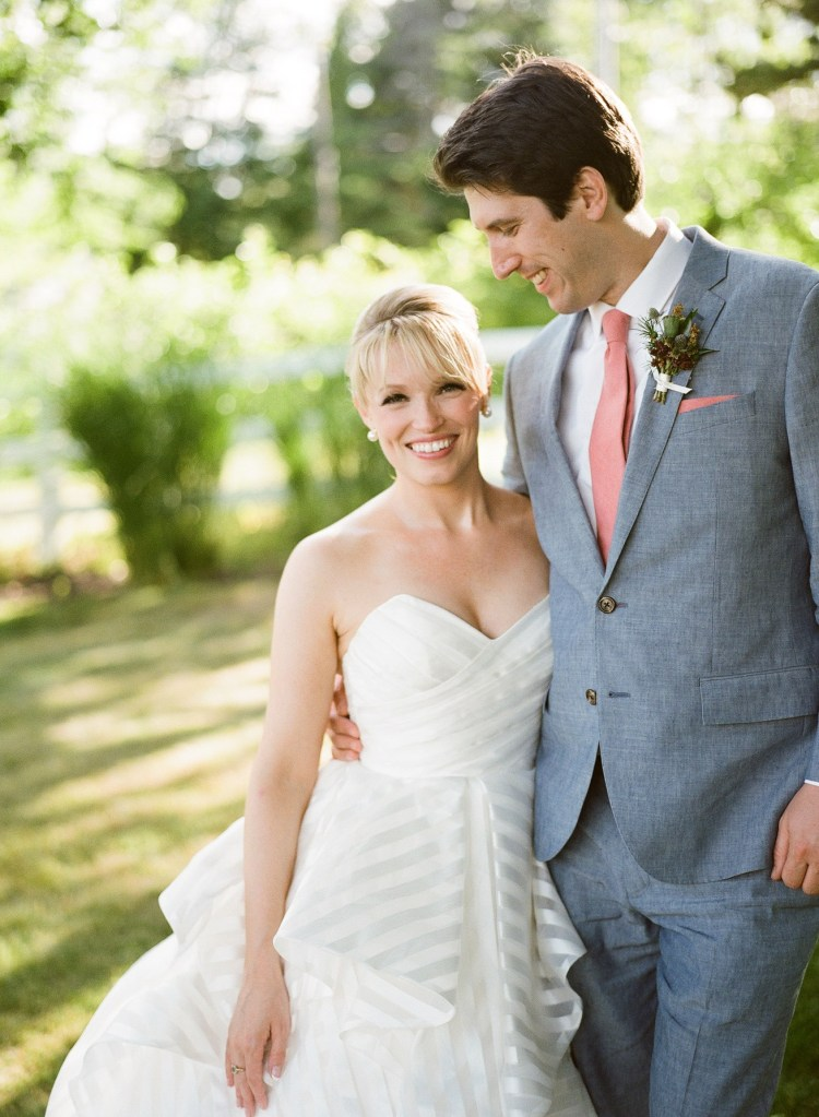 Maine Live Well Farm Wedding