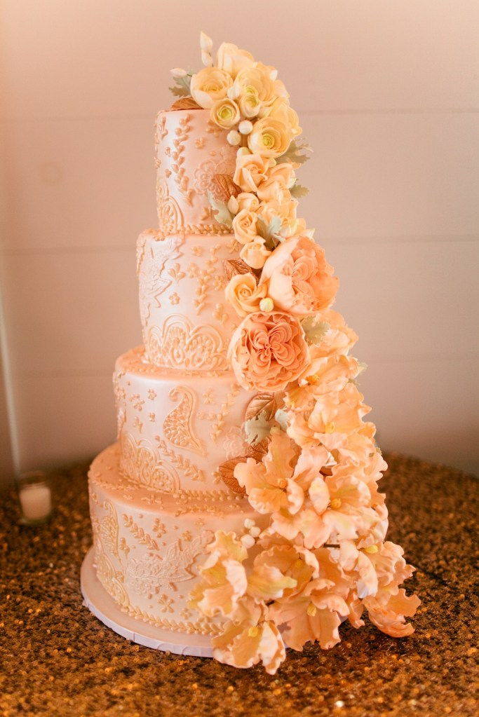 Maine Wedding Cake